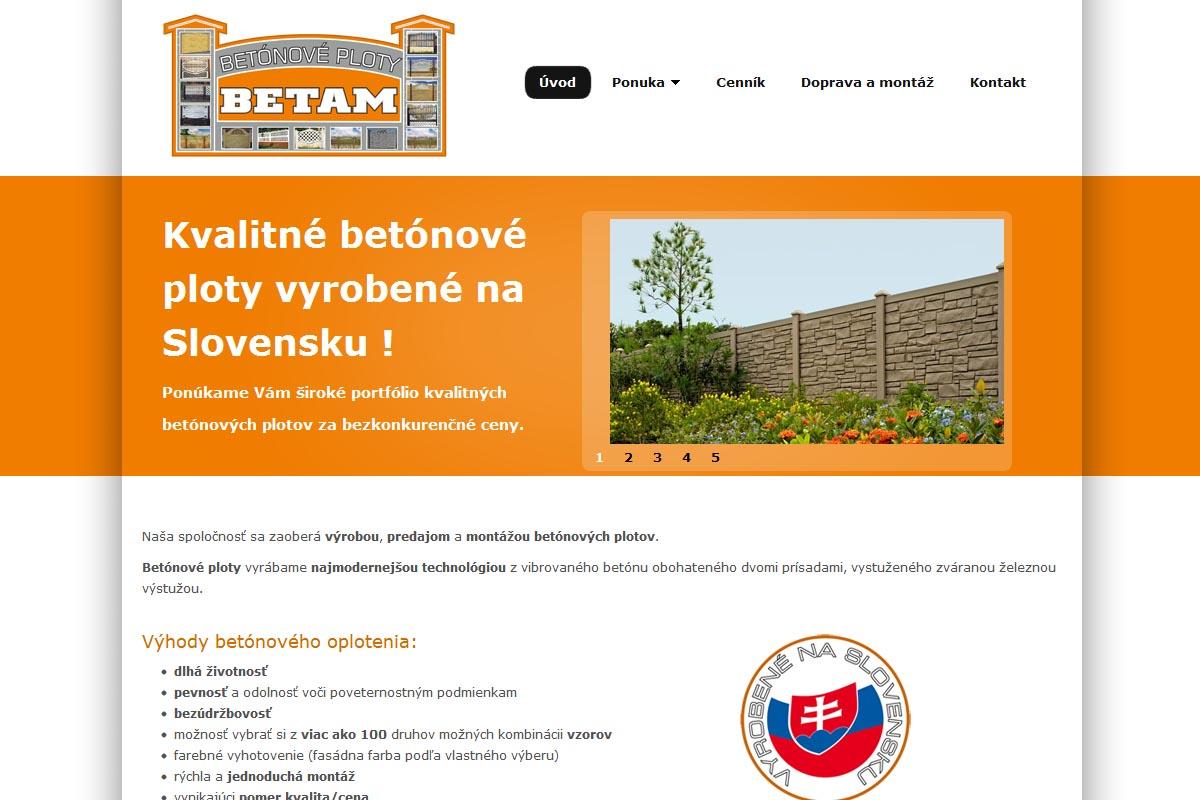 make www site